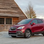 Buick Encore SUV – Driving Report