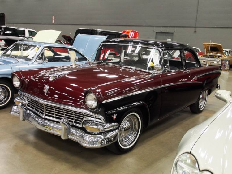 1956 Ford Customline 2-Dr. Sedan