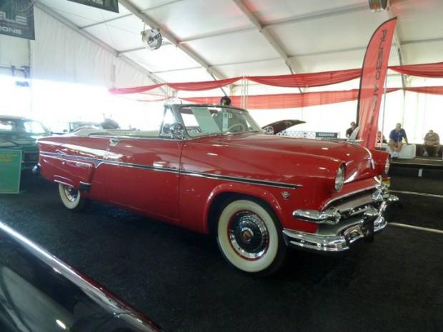 1954 Ford Crestliner Convertible
