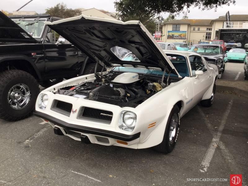 1974 Pontiac Firebird Trans Am Coupe
