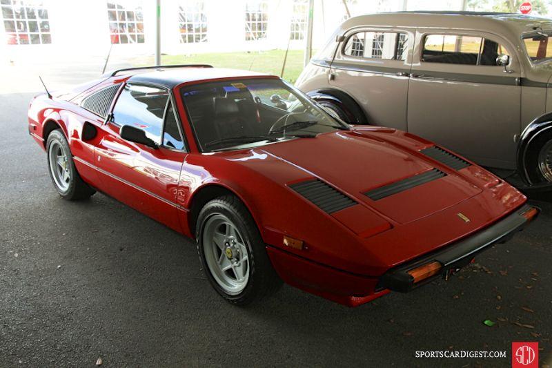 1985 Ferrari 308 GTS Targa, Body by Pininfarina