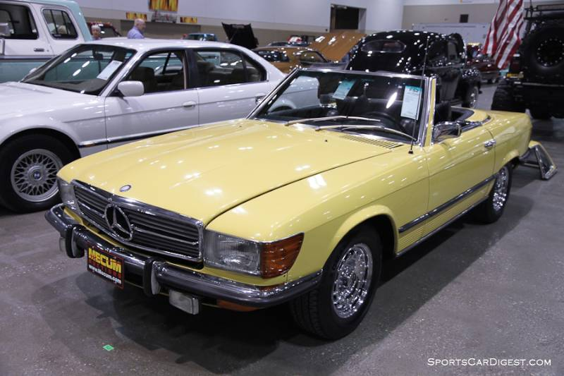1973 Mercedes-Benz 450SL Convertible