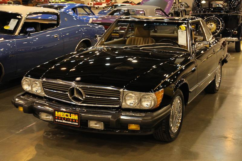 Mecum auctions houston 2014 auction report for Mercedes benz lease houston