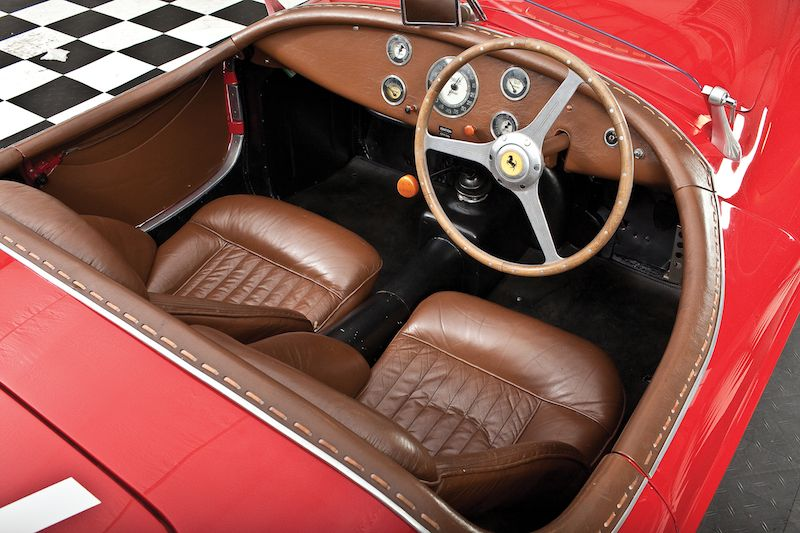 ferrari 166 mm barchetta history information photos and profile. Black Bedroom Furniture Sets. Home Design Ideas