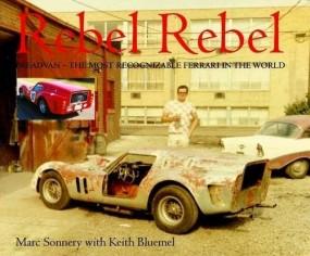 Ferrari 250 GT Breadvan book cover