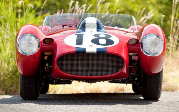 Ferrari 250 Testa Rossa Front
