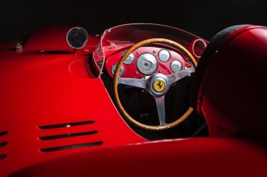 1954 Ferrari 375 Plus 0384 AM Detail