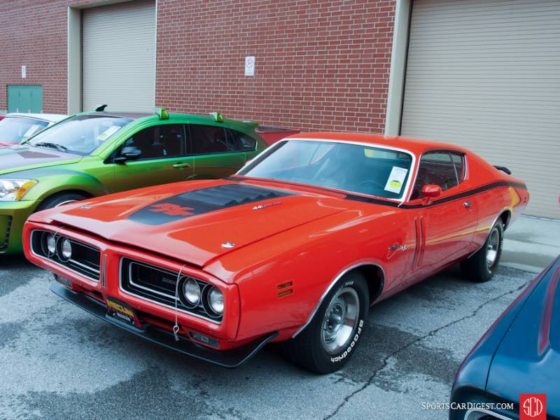1971 Dodge Charger R/T 2-Dr. Hardtop
