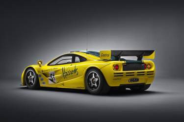 Harrods McLaren F1 GTR 06R