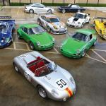 Racing Porsches Offered at Gooding Pebble Beach 2015