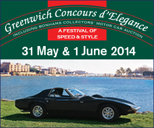 Greenwich Concours