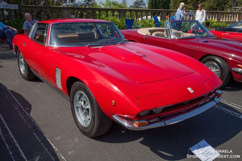 1971 ISO Grifo - owned by Hiram Bond & Paul Marcelino
