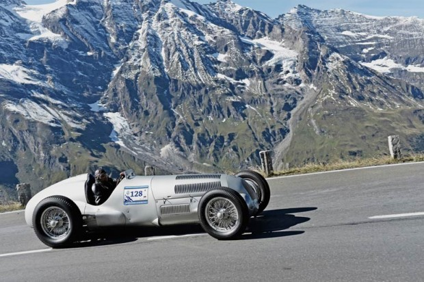 1937 Mercedes W125 Grand Prix Jochen Mass