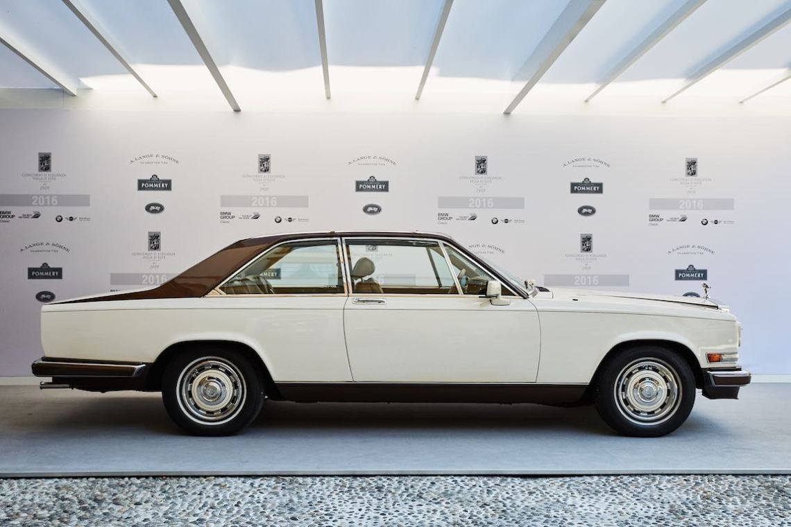 1982 Rolls-Royce Camargue Beau Rivage Coupe