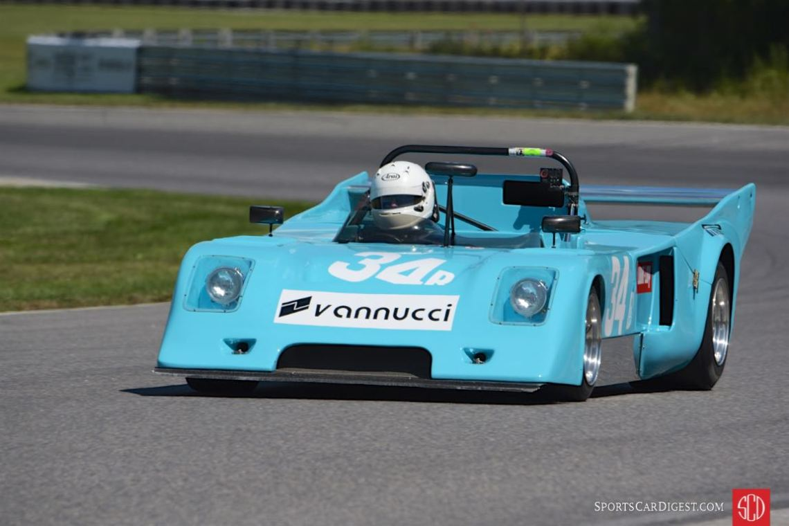 1976 Chevron B36- Graham Adelman.