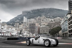 1936 Auto Union Type C Grand Prix at Monaco
