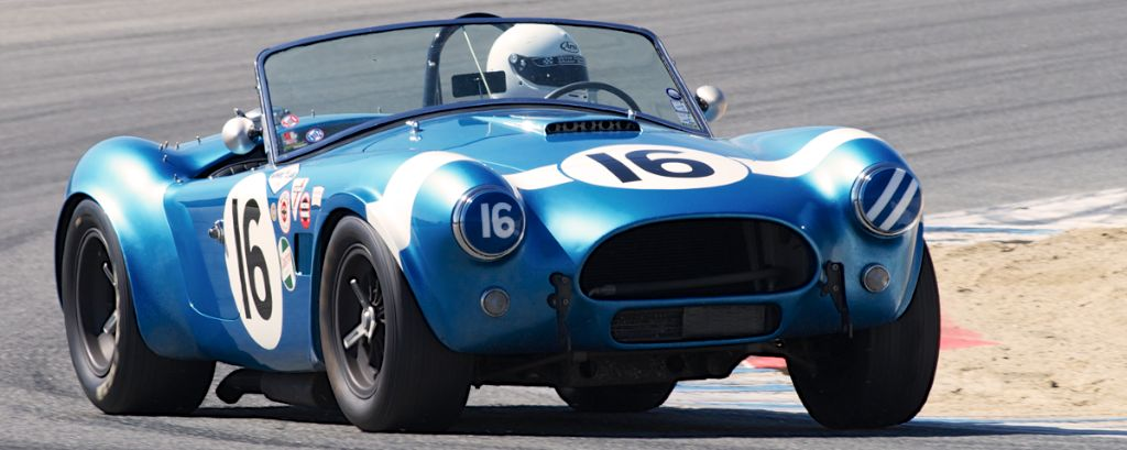 1964 Shelby Cobra 289 FIA