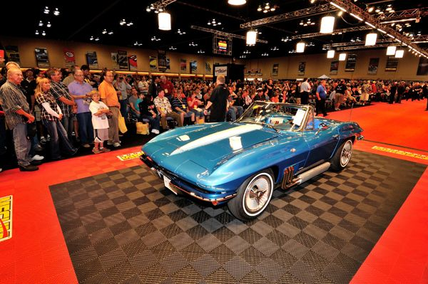 Mecum Chicago 2013 - Auction Results