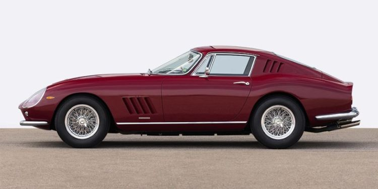 1965 Ferrari 275 GTB/2 Short Nose