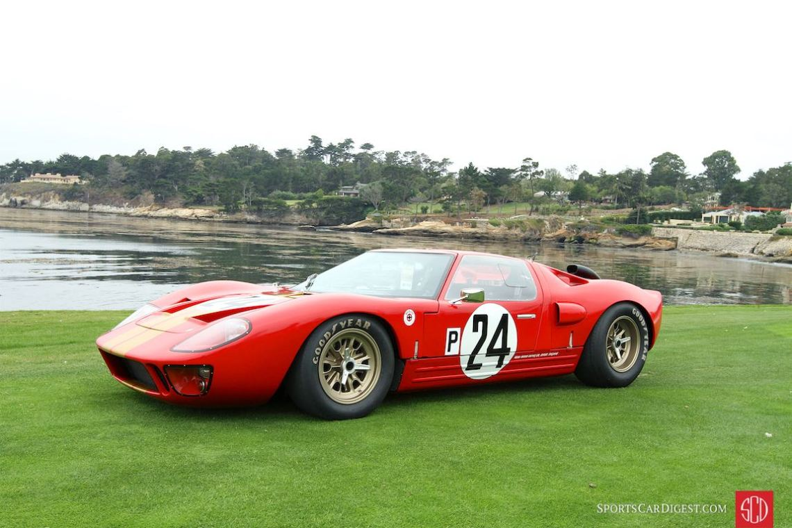 1966 Ford GT40 P AM2