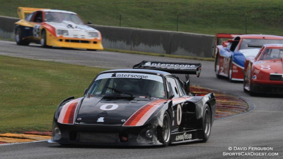 David MacNeil, 81 Porsche 935