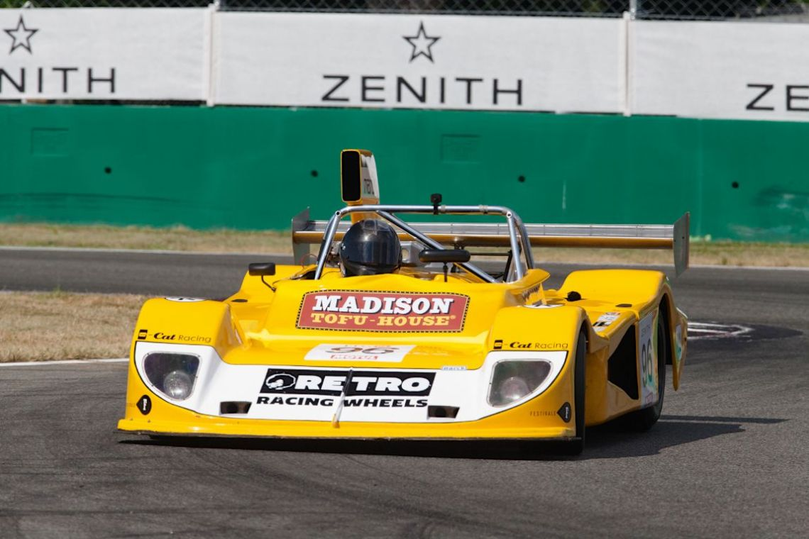 1975 March 75 S at Monza Historic 2015