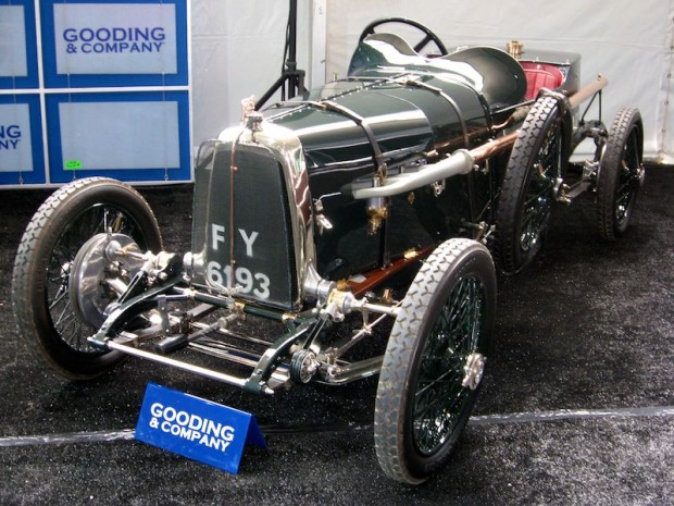 1923 Aston Martin Side Valve Boattail
