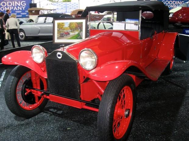 1927 Lancia Lambda Torpedo Tourer