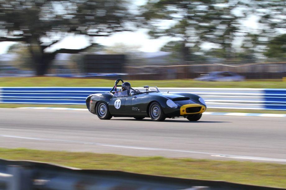 Jack Ruscilli, 1959 Costin Lister Jaguar