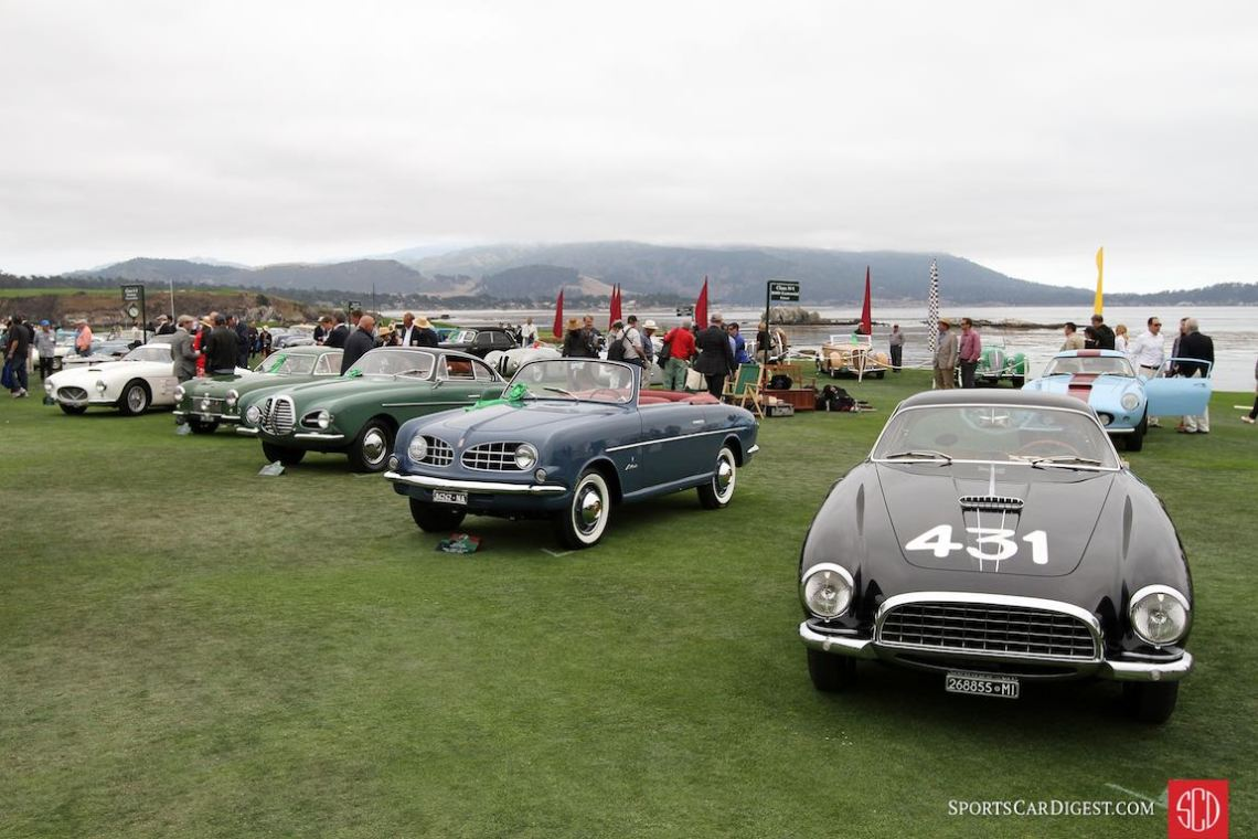 Fiat Custom Coachwork Class - 2016 Pebble Beach Concours d'Elegance