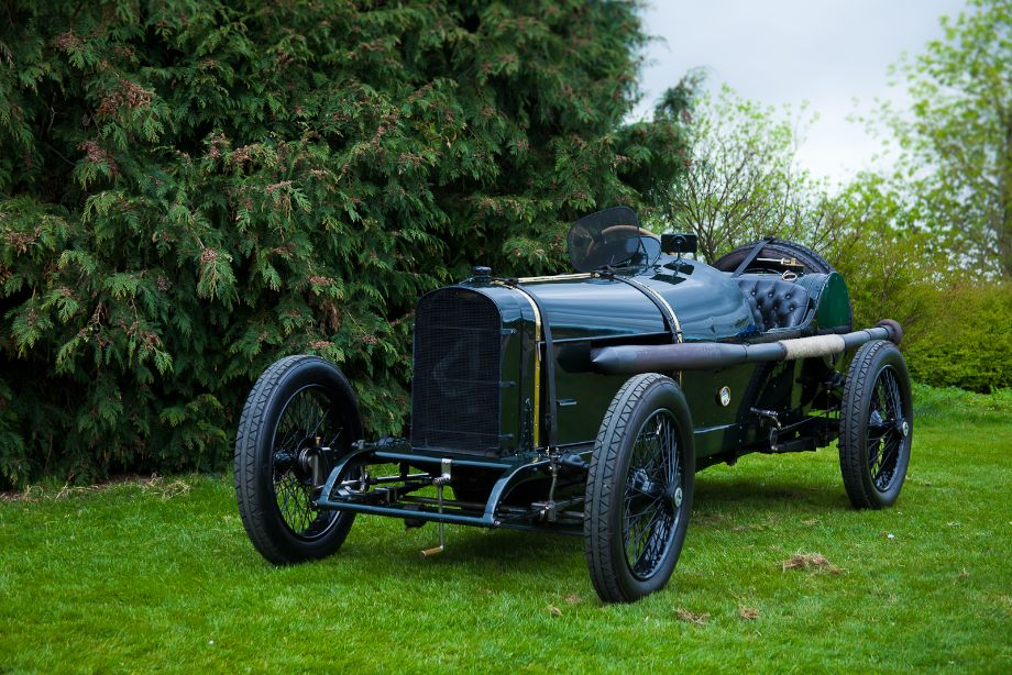 1914 Sunbeam TT