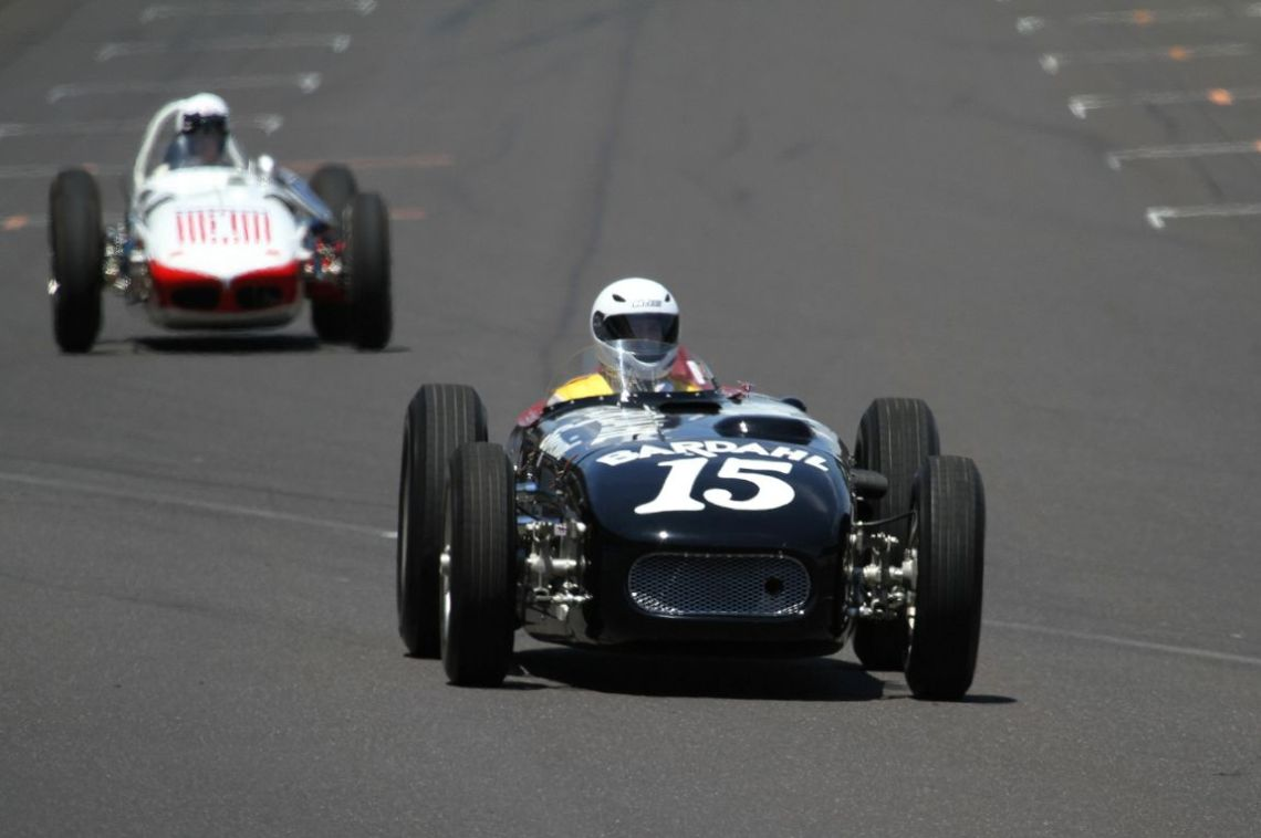 Bill Akin, 53 Kurtis Kraft Indy Roadster