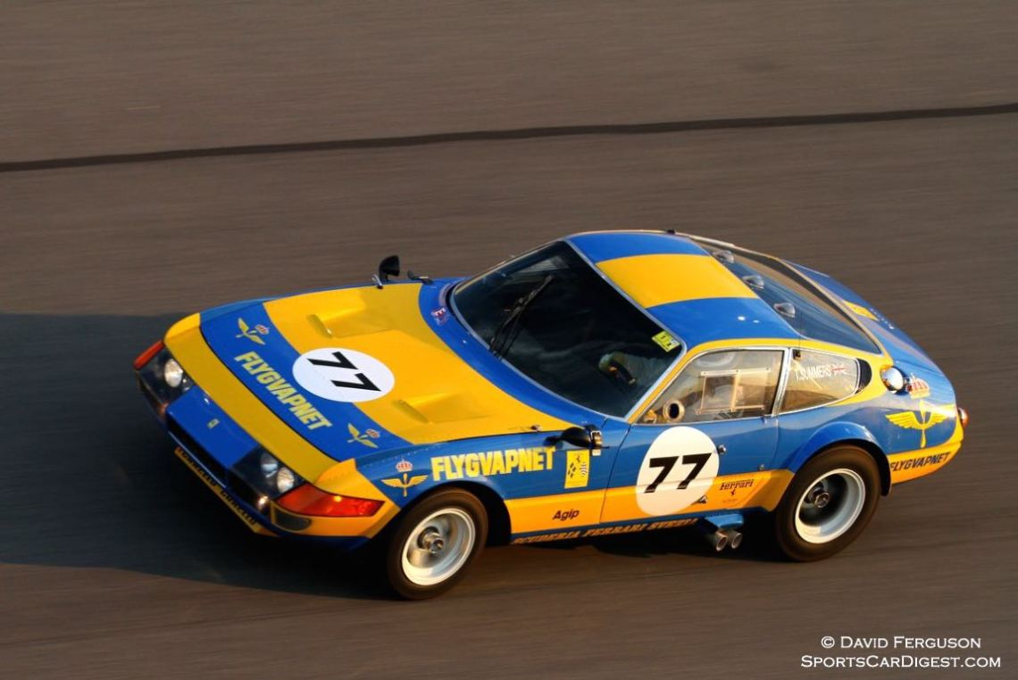 1970 Ferrari 365 GTB/4 Daytona Competition