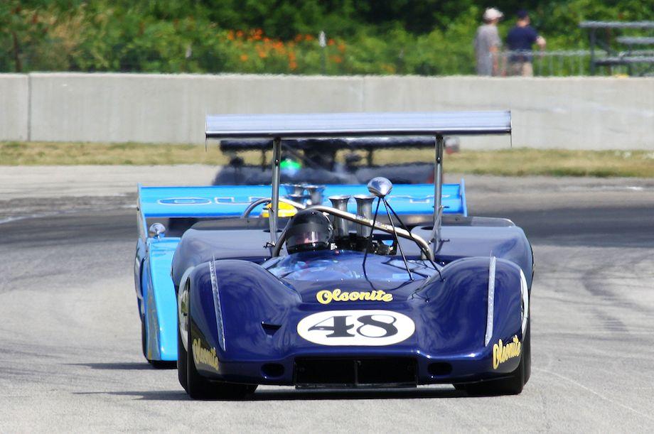 Andy Boone, 1968 McLaren M6B 'McLeagle'