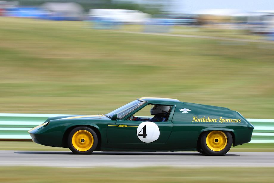 Hawk at Road America Brian Redman 2013 - Photos, Results, Report