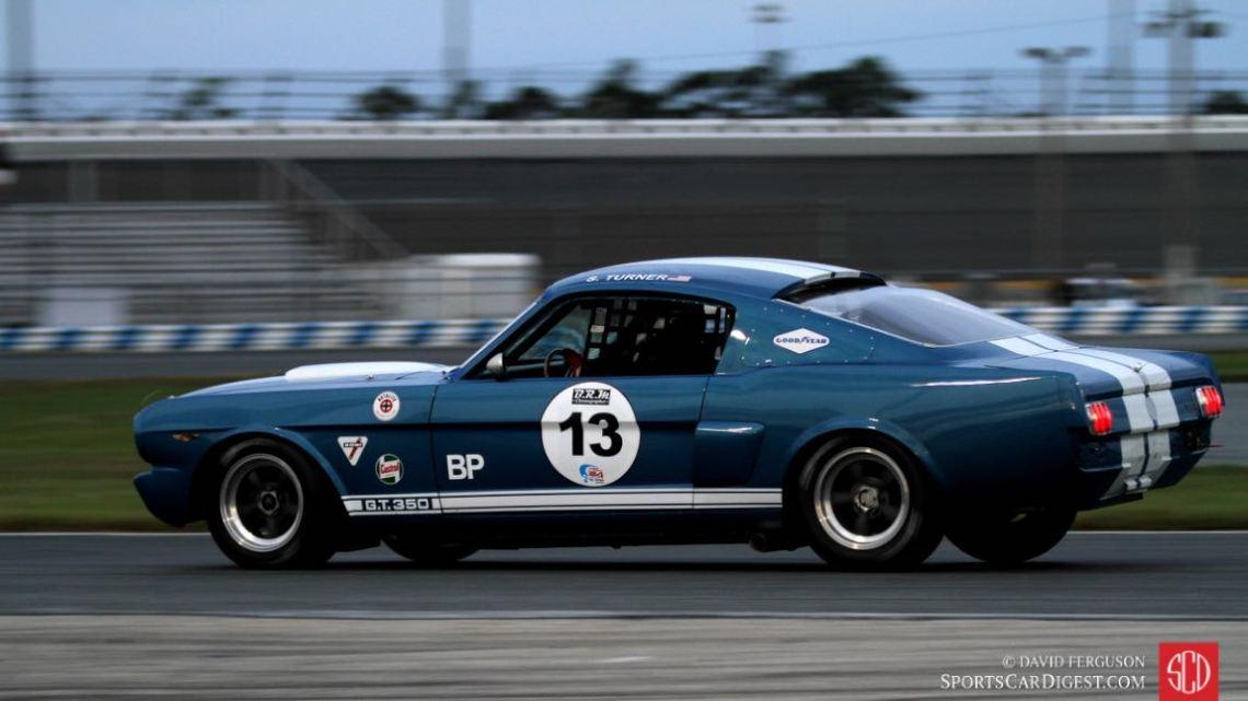 Scott Turner, 66 Shelby GT350