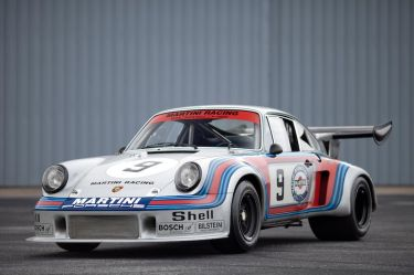 1974 Porsche RSR Turbo Carrera 2.14 (photo: Patrick McGinnis)