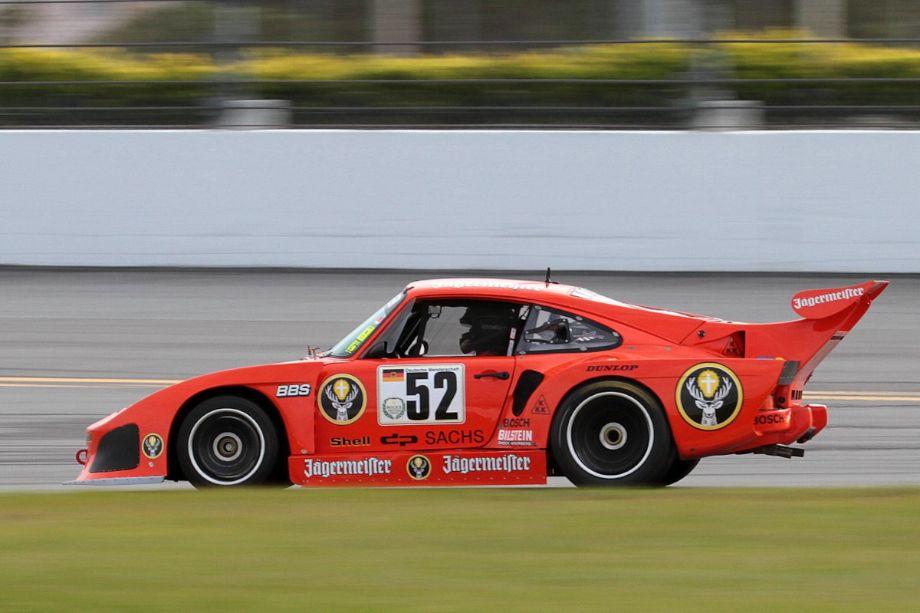 Mike Smith, 1978 Porsche 935/K3