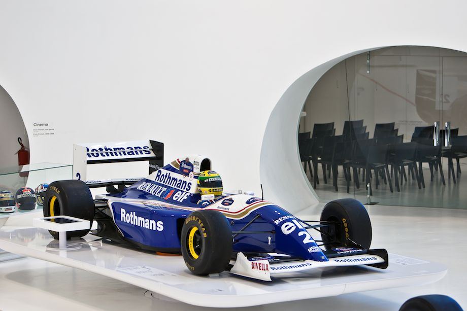 1994 Williams FW15 D