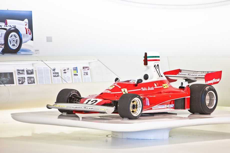 1975 Ferrari 312T