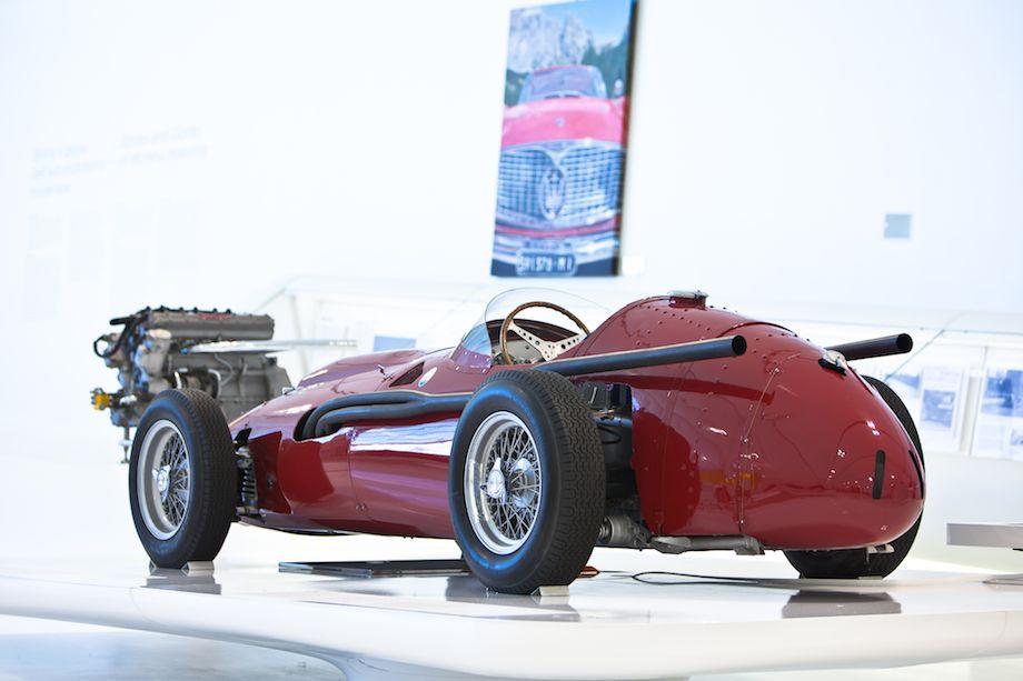 1957 Maserati 250 F T2