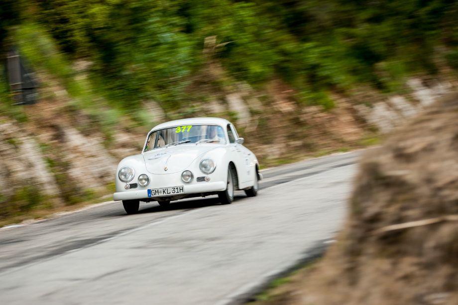 1956 Porsche 356 1500 GS Carrera