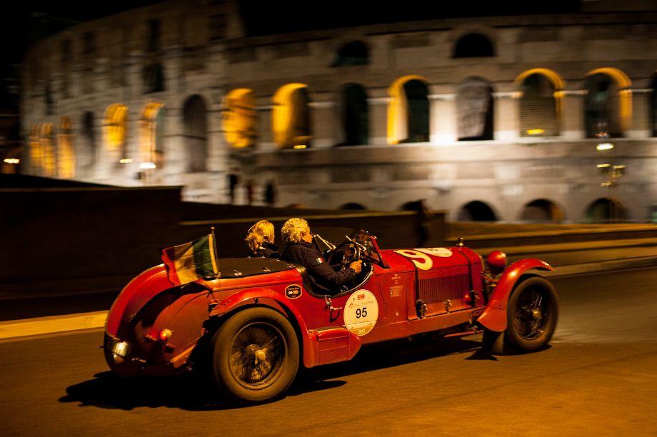 1932 Alfa Romeo 8C 2300 Le Mans