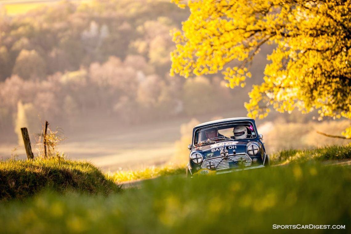 1968 Austin Mini Cooper S 1300