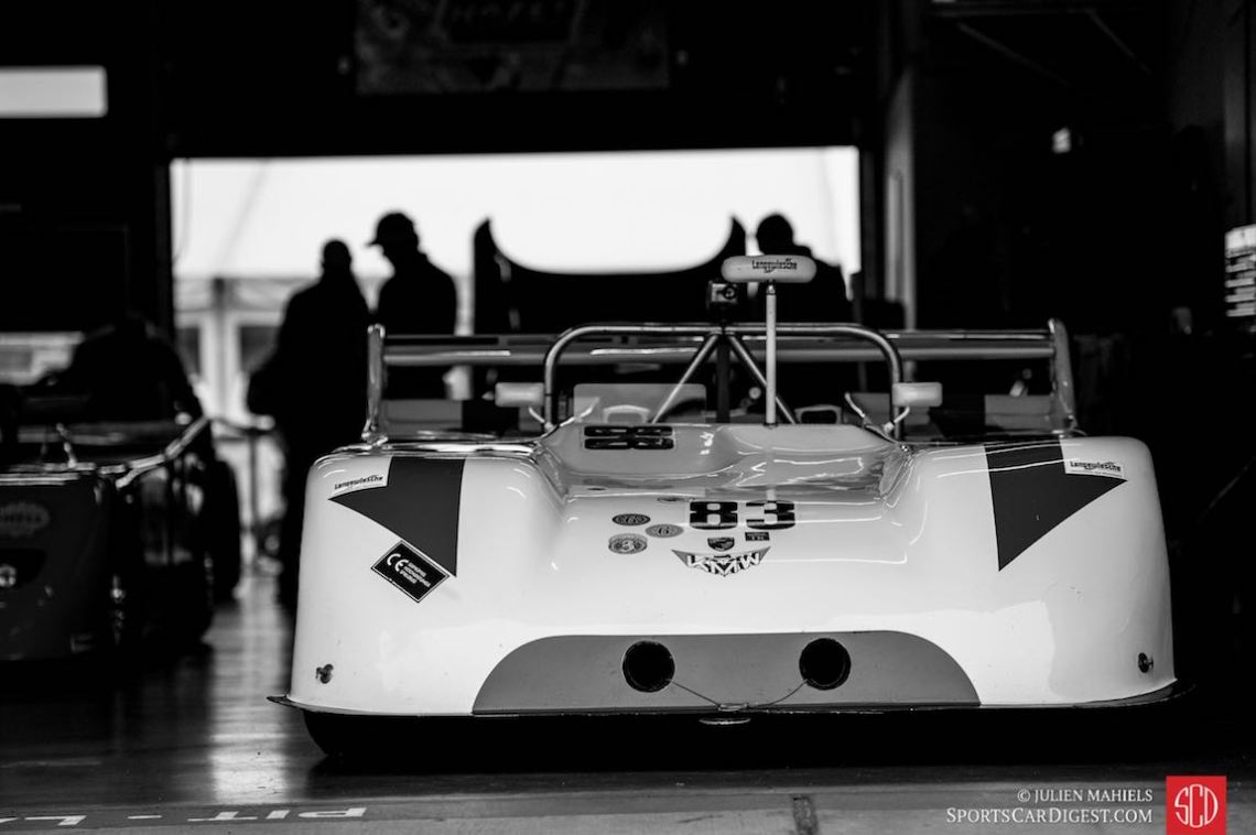 Oldtimer Grand Prix 2015 - Behind the Scenes