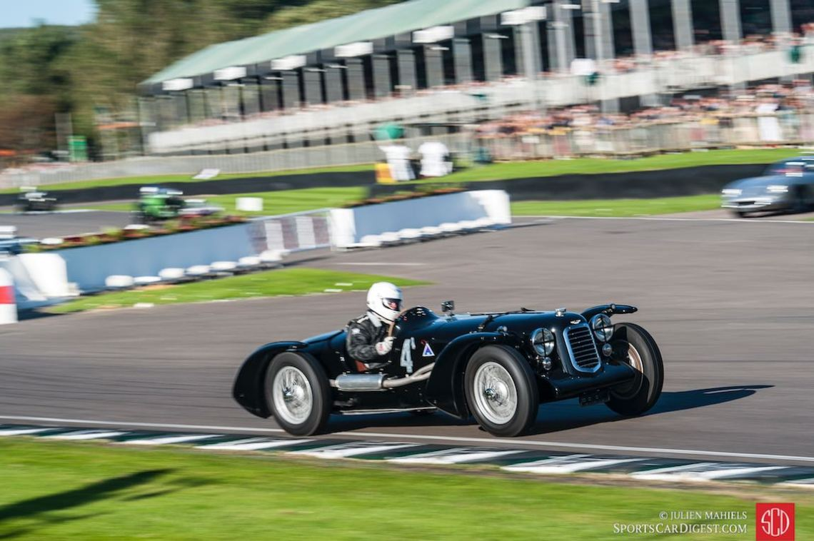 1937 Aston Martin 2-Litre Speed