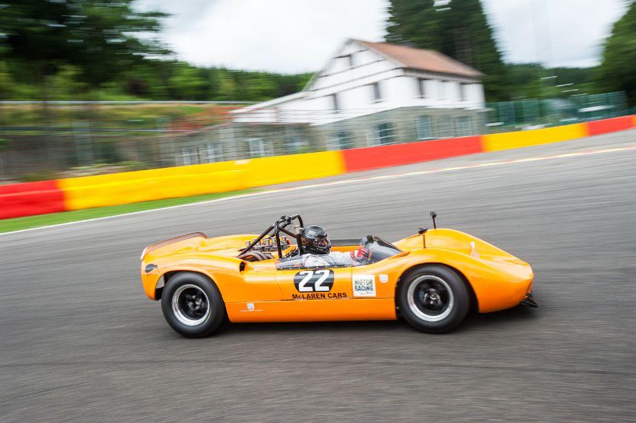 McLaren M1B Can-Am