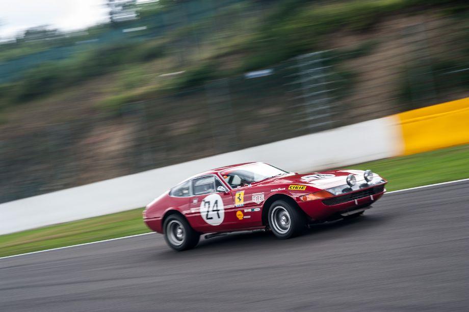 N.A.R.T. Ferrari 365 GTB/4 Group 4 Competizione