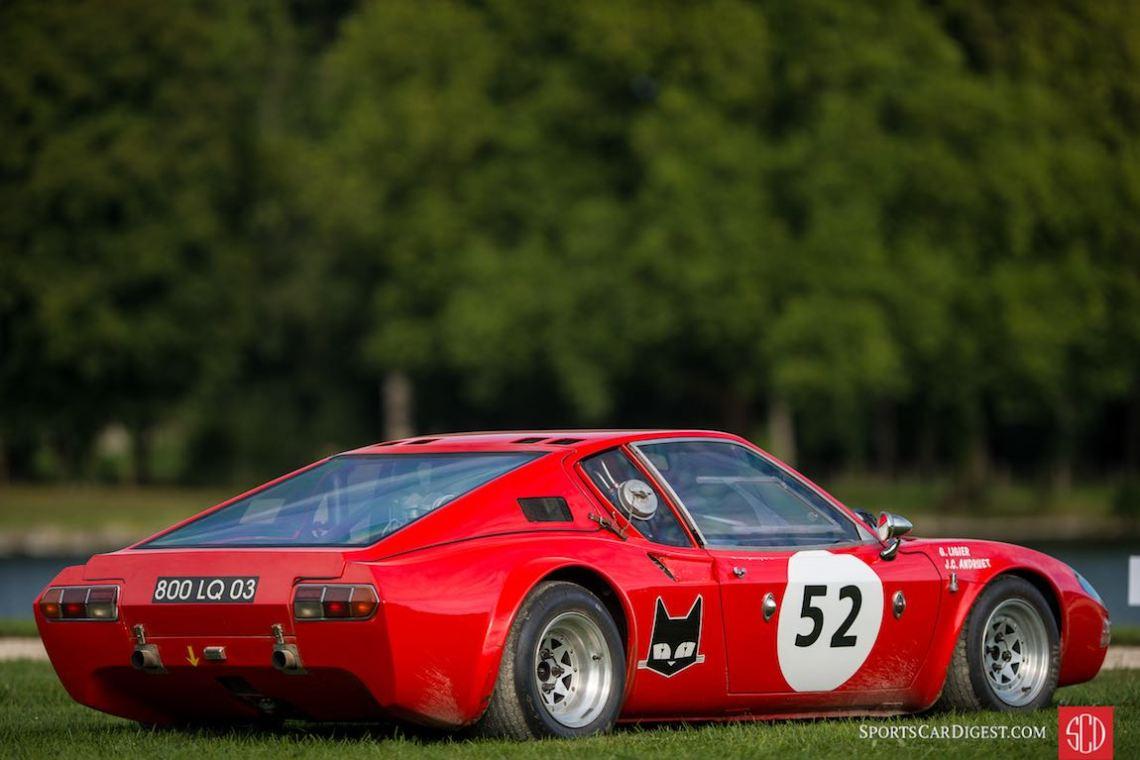 1969 Ligier JS1