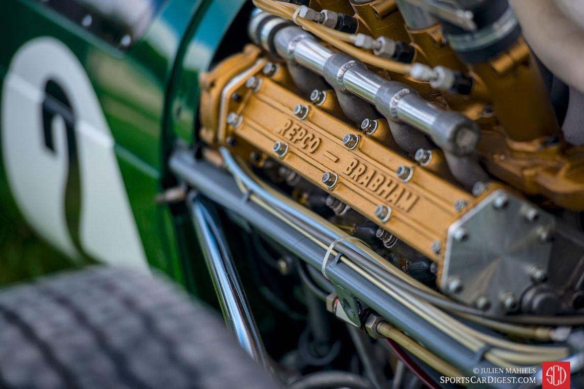 1967 Brabham BT24/2
